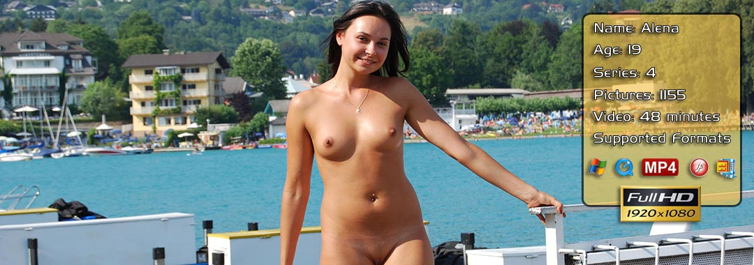 Naked Girls In Public