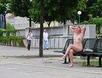hanka nudes in public 3