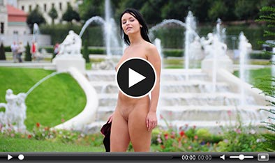 High Definition Public Nude Video