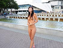 public nudity videos lauren 2