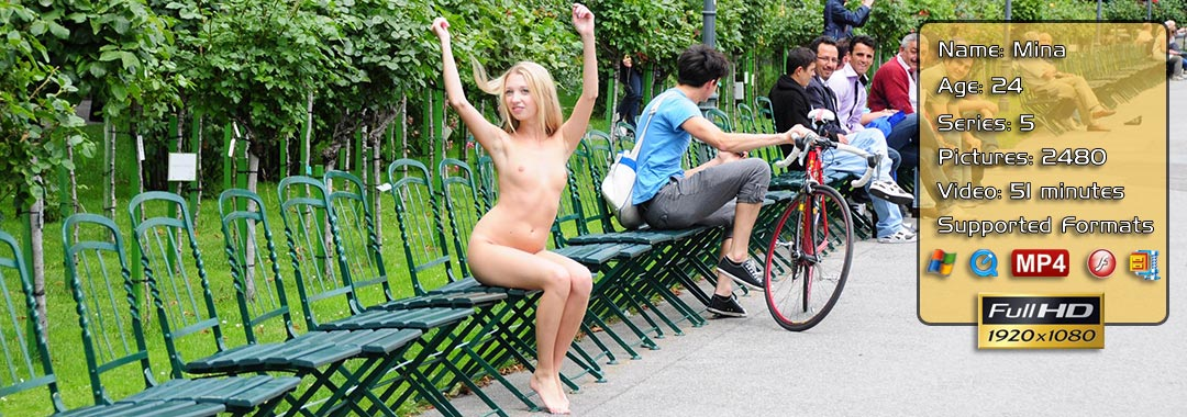 Girls Nude In Public