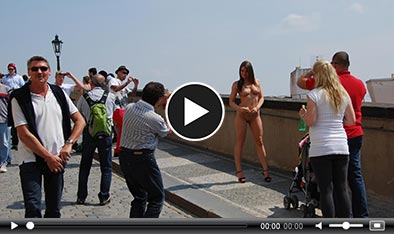 nude in public videos with monalee preview
