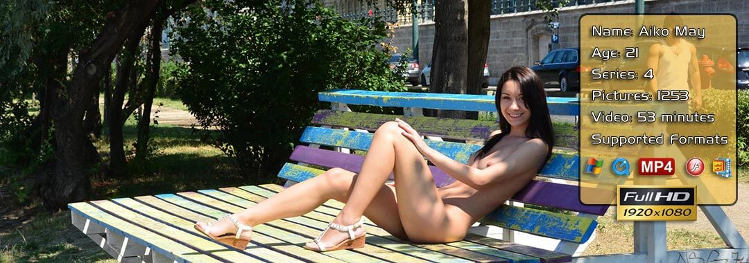 Aiko May Naked In Budapest