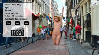 Aiko May Naked In Amsterdam