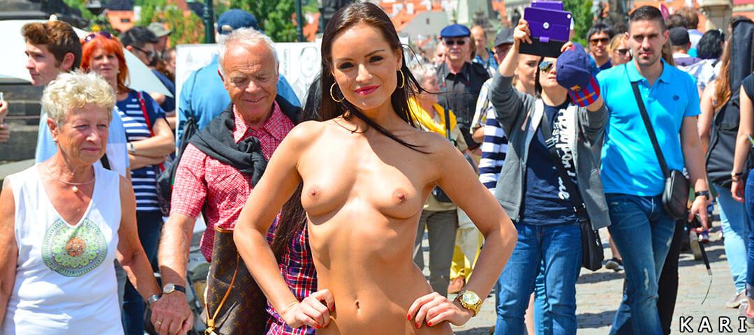 public nudity pictures